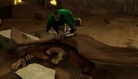 Hal defeats Bumpy