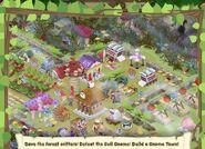Gnome Town 1 screen
