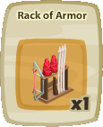 Inv Rack of Armor