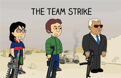 The Team Strike (2)