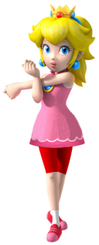 Princess Peach Sports
