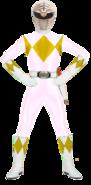 MMPR-White Bandai Beta