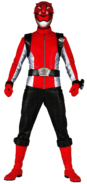 Buster-Red