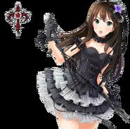 89 render anime music girl by lizz6-d9f4vj6