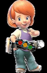 Power Rider Girls Darby