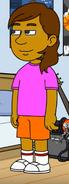 1Redbed's older version of Dora.