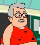 Francis' Dad