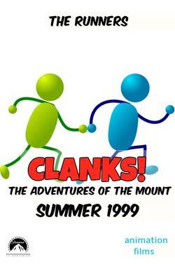 Clanks! Teaser Poster