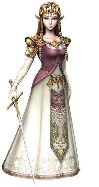 Zelda Render