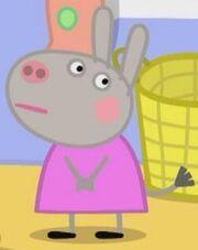 Delphine Donkey