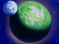 Kibito Kai's Planet