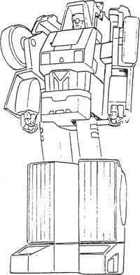 Offroad Robo