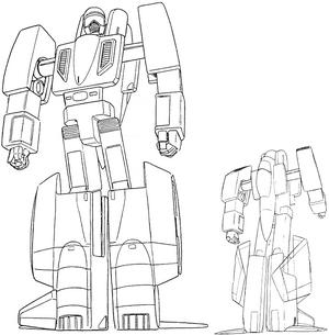 Eagle Robo