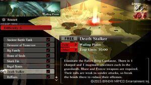 R6 Death Stalker