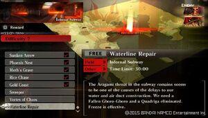 R7 Waterline Repair