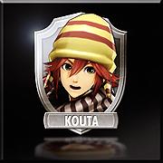 Kouta - God Eater Resurrection Emblem