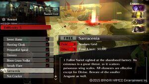 R5 Sarracenia