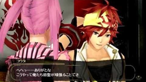 God Eater 2 Kouta Full Character Episode - PPSSPP v1.0