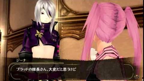 GE2 DLC - Gina Full Character Episode - PPSSPP v1.0