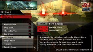 R8 Fire Engine