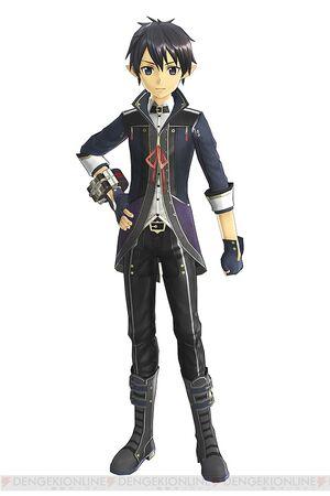 Kirito (Julius outfit)