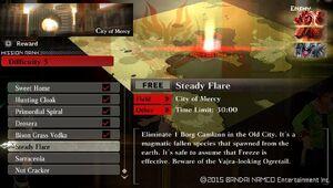 R5 Steady Flare