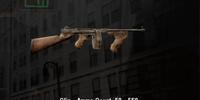 Modified Tommy Gun
