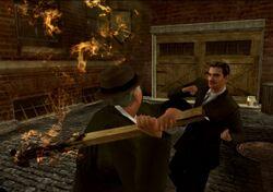 Johnny Trapani attacks