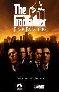 The Godfather Five Families