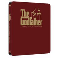 The Godfather Blu-ray steelbook