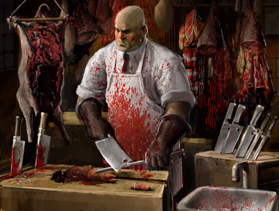 Butcher The Godfather Five Families Wiki Fandom