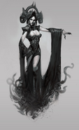 Alecto Concept Art 1 By Anthony Jones