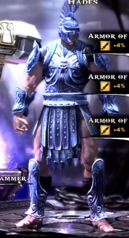 Armor of morpheus