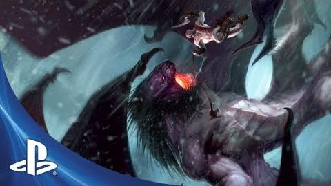 God of War Ascension - Unchained - The Manticore Takes Flight