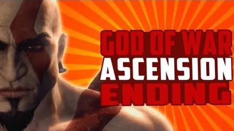 God Of War Ascension - Final Boss + Ending