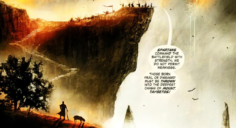 Mount Taygetos God Of War Wiki Fandom Powered By Wikia