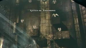 Gates of tisiphone