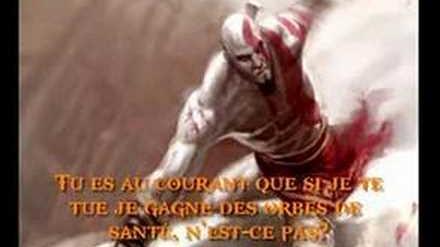 God of War - Message secret n°2