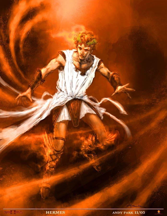 Hermes | God of War Wiki | Fandom powered by Wikia