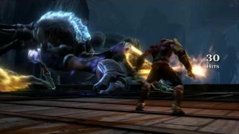 God of War 3 - Chaos Difficulty - Boss - Scorpion
