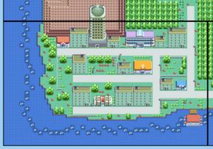 Violet City map