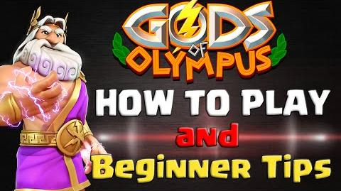 How To Play Gods of Olympus Introduction with Beginner Tips
