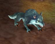 Bloodthirsty Wolf