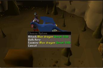 Bluedragtrain