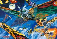 Ancient Mothras