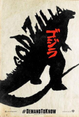 File:Godzilla HashtagDemandToKnow Poster.jpg