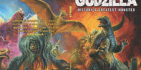 Godzilla: Ongoing