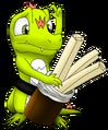 Wikira 404 SAMPLE-YELLOW