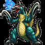 Godzilla X Monster Strike - Gigan Showa