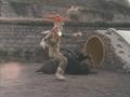 Go! Greenman - Episode 2 Greenman vs. Antogiras - 15
